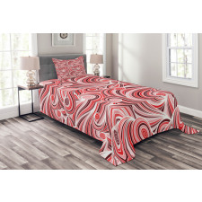 Retro Bedspread Set