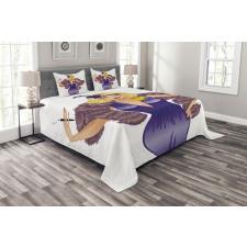 1930s Style Blondie Bedspread Set