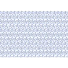 Abstract Art Sea Ocean Waves Aluminum Water Bottle