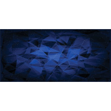 Abstract Atomic Stars Piggy Bank