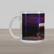 15 Birthday Cake Glass Mug