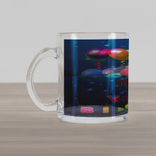 16 Party Glass Mug