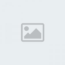 Abstract Atomic Stars Glass Mug