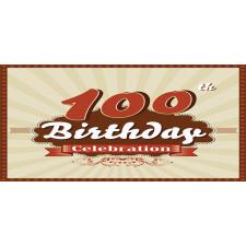 100 Old Party Invite Mug