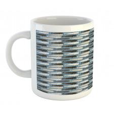 Abstract Art Silhouettes Mug