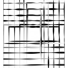 Abstract Art Geometric Duvet Cover Set