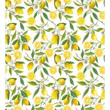 Exotic Delicious Garden Duvet Cover Set