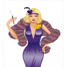1930s Style Blondie Duvet Cover Set