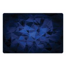 Abstract Atomic Stars Pet Mat