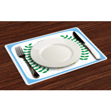 13th Birthday Gifts Place Mats
