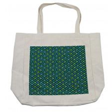 Abstract Art Modern Ornament Shopping Bag