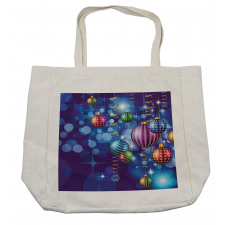 Happy New Year Party Shopping Bag