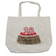 18 Party Shopping Bag