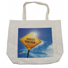16 Road Shopping Bag