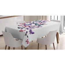 Wings Feminine Tablecloth