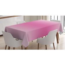 Masa Örtüsü Pembenin Tonları