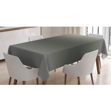 Masa Örtüsü Grinin Tonları Desenli