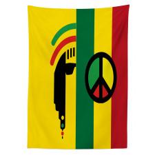 Afrika Masa Örtüsü Barış ve Özgürlük