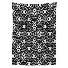 Monochrome Details Tablecloth