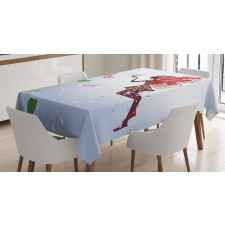 Butterfly Wing Fairy Tablecloth
