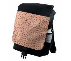 Abstract Autumn Botany Backpack