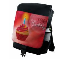 100 Old Cupcake Backpack