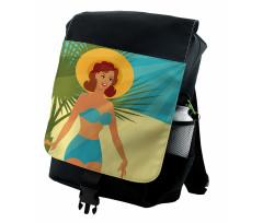 1950s Style Bikini Backpack