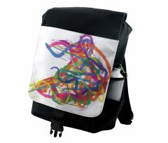 Abstract Art Dancer Backpack