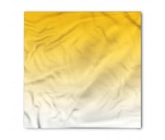 Bandana Sarı Beyaz Desenli