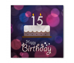 15 Birthday Cake Bandana