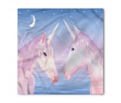 2 Akhal Teke Unicorns Bandana
