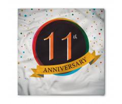 11 Year Retro Style Bandana