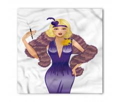 1930s Style Blondie Bandana