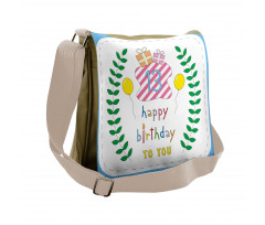 13th Birthday Gifts Messenger Bag
