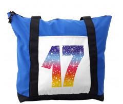 17 Party Shoulder Bag