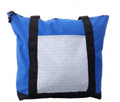 Abstract Art Sea Ocean Waves Shoulder Bag