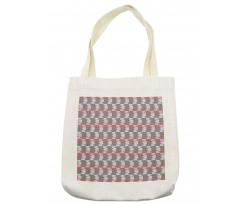 Abstract Arrow Design Tote Bag