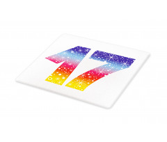 17 Party Cutting Board