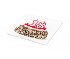 18 Party Cutting Board