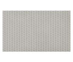 Abstract Art Grid Doormat