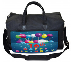 16 Party Gym Bag