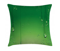 Abstract Art Water Drops Pillow Cover