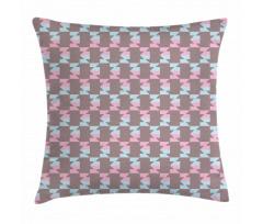 Abstract Arrow Design Pillow Cover