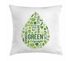 Avokado Minder Kılıfı Sağlıklı Meyve Şeklinde Sağlıklı Yazılı