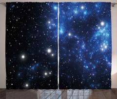 Perde Yıldızlar ve Uzay