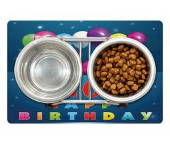 16 Party Pet Mat