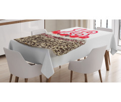 18 Party Tablecloth