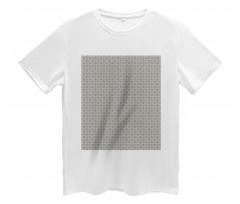 Abstract Art Grid Men's T-Shirt