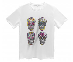 Colorful Mexican Men's T-Shirt