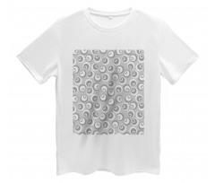Abstract Art Modern Men's T-Shirt